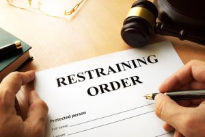 Securing a Temporary Restraining Order Bond by Neil Pedersen